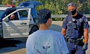Fullerton Resumes Pre-COVID Parking Enforcement