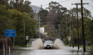 Flash Flooding, Hail, and Hazardous Weather Continue Across Australia