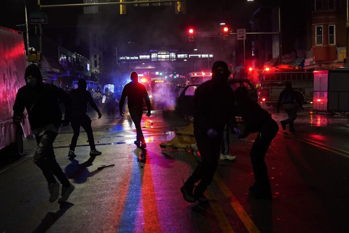 National Guard Mobilized in Philadelphia After Night of Riots, Protests