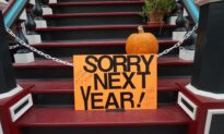 Millions of Children Banned From Trick or Treating in England
