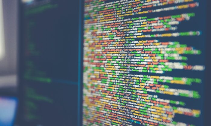 Computer code is seen on a computer screen in this file photo. (Markus Spiske/Unsplash.com)