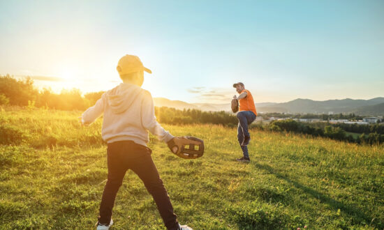 Lessons From a Year of Playing Catch