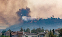 Blue Ridge Fire in Orange County Nearly Contained