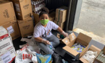 Inspiring 7-Year-Old Boy Runs Community Pantry to Help People in Need During Pandemic