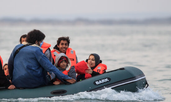 Man Rescued From Channel Migrant Boat Faces Manslaughter Charges