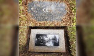 Washington Grandmother Restores 600 Unkempt Military Headstones: 'The People Aren't Forgotten'