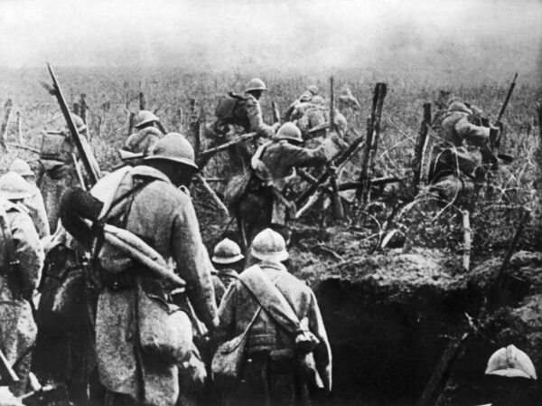 WWI-battle of Verdun