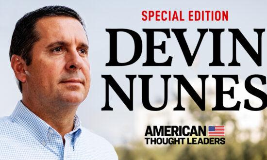 PREMIERE: Devin Nunes: The Man Behind the Explosive Memo
