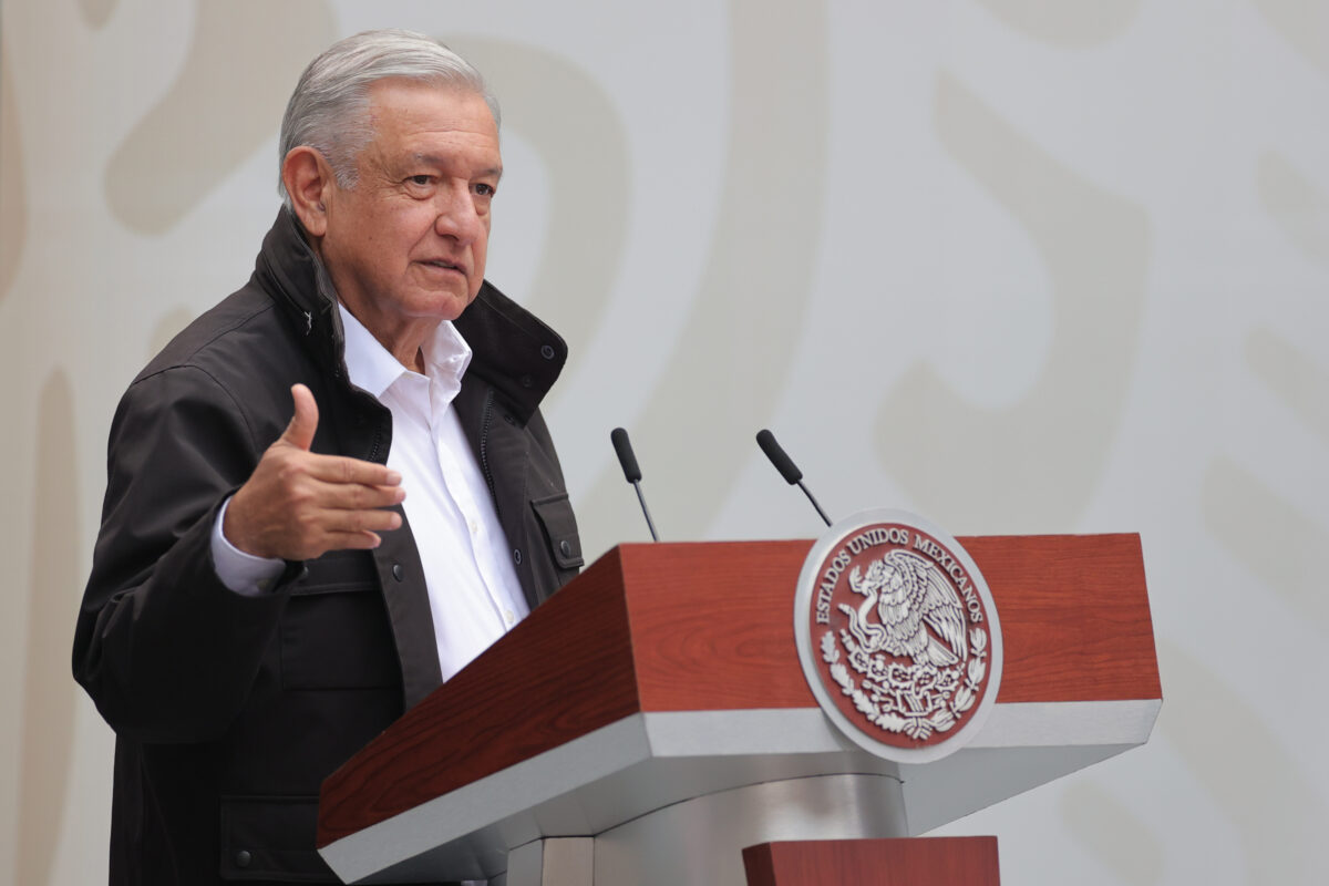 Mexican President: Biden Will Pledge $4 Billion to Central American Countries