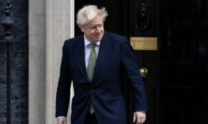 UK 'Stands Steadfastly With France Against Terror': Boris Johnson