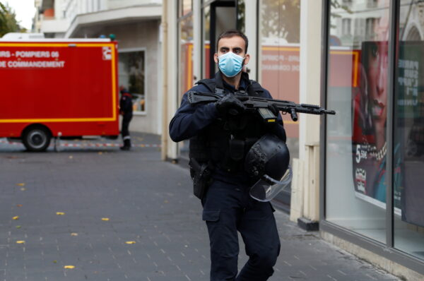 France Nice terror