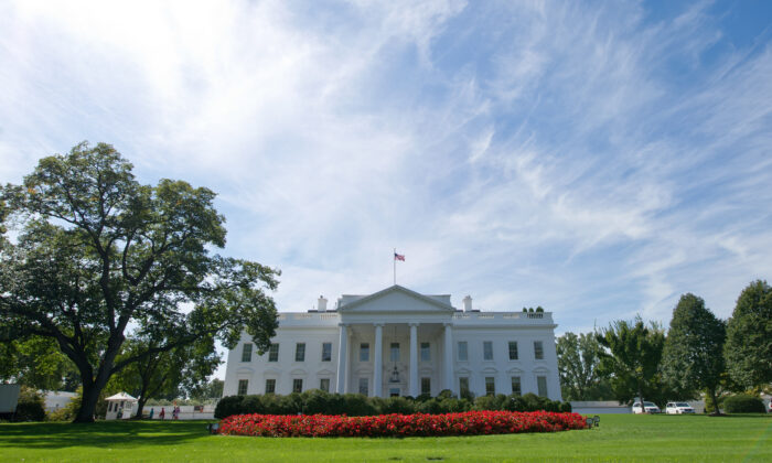 The north side of the White House in Washington on Sept. 20, 2012. (Karen Bleier/AFP via Getty Images)