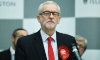 Jeremy Corbyn Kept Out of Parliamentary Labour Party