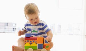 Babies Born by Caesarean Develop Slower