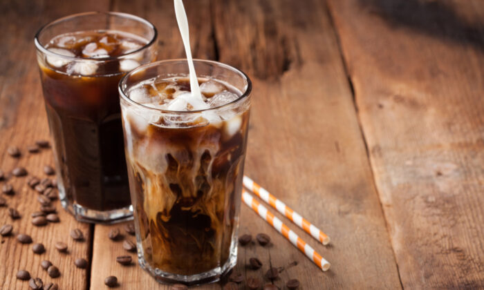 You can make cold-brew iced coffee at home. All you need is some time, and a proper, strong concentrate. (VasiliyBudarin/Shutterstock)