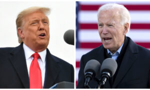 Biden to Spend Election Night in Delaware, Trump in Washington