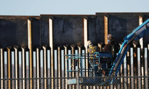 Texas State Representative Introduces Bill to Finish Border Wall Construction