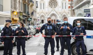 Australian PM Condemns Islamic Terror Attack at French Church