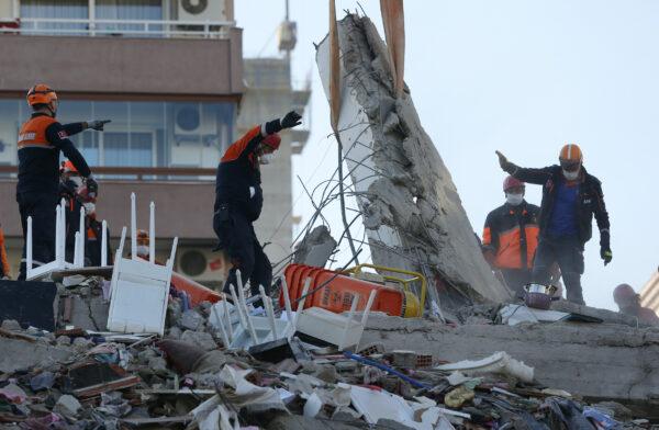 Earthquake Turkey Greece