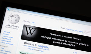 Man in China Arrested for Visiting Wikipedia