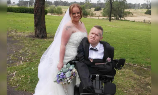 Man With Muscular Dystrophy Marries His Former Carer in a Special Wedding