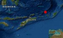Banda Sea 5.8 Magnitude Earthquake Shakes Darwin