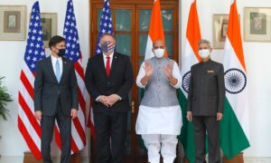 US–India Defense Agreement Signals Gravity of Indo-Pacific Situation, Experts Say