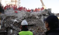 70-Year-Old Pulled Alive as Turkey Quake Death Toll Hits 60