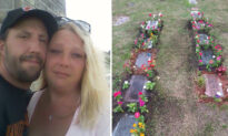 'Just the Kindest Thing': Green-Fingered Michigan Couple Beautifies Local Graves