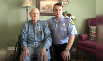 Florida Firefighter Finishes Training, Continues Grandfather and Great-Grandfather's Legacy