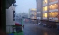 Super Typhoon Weakens After Slamming Philippines; 7 Dead
