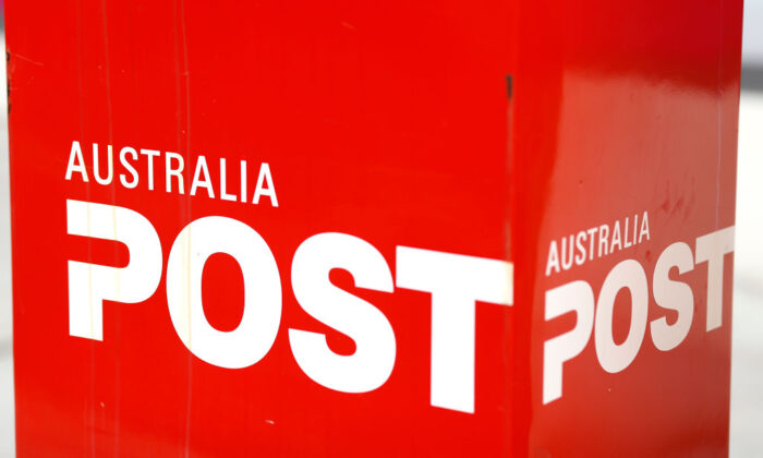 A general view of Australia Post mailboxes in Coogee on October 28, 2020 in Sydney, Australia. An investigation has been launched by Prime Minister Scott Morrison into Australia Post after revelations by chief executive Christine Holgate during Senate estimates last week that the government-owned business had bought four Cartier watches worth almost $20,000. ( Ryan Pierse/Getty Images)