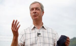 Nigel Farage Quits as Reform Party Leader, Will Focus on Media Career