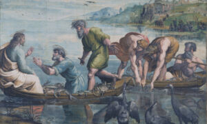Raphael's Divine 'Acts of the Apostles' Drawings