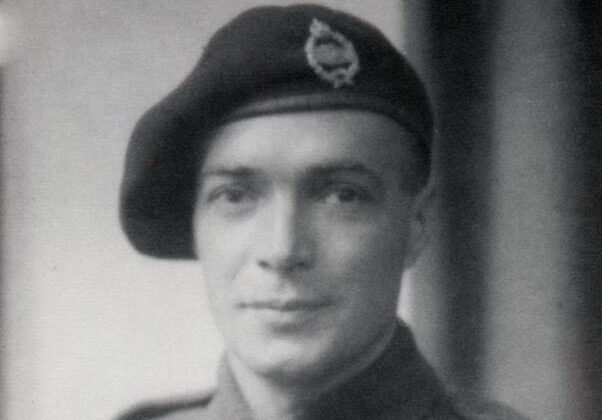 Trooper Henry George Johnston is shown in a DND handout photo. A grave of a Canadian soldier who died in the Second World War in Europe was identified as that of Trooper Henry George Johnston. (The Canadian Press/HO-Department of National Defence)