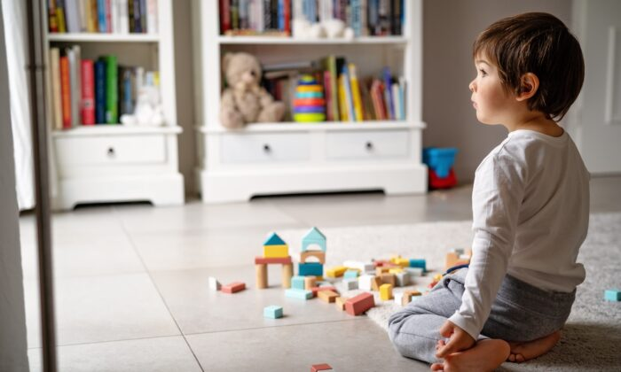 In the moments of boredom, a child learns a new and critical kind of resourcefulness.(Tatyana Soares/Shutterstock)