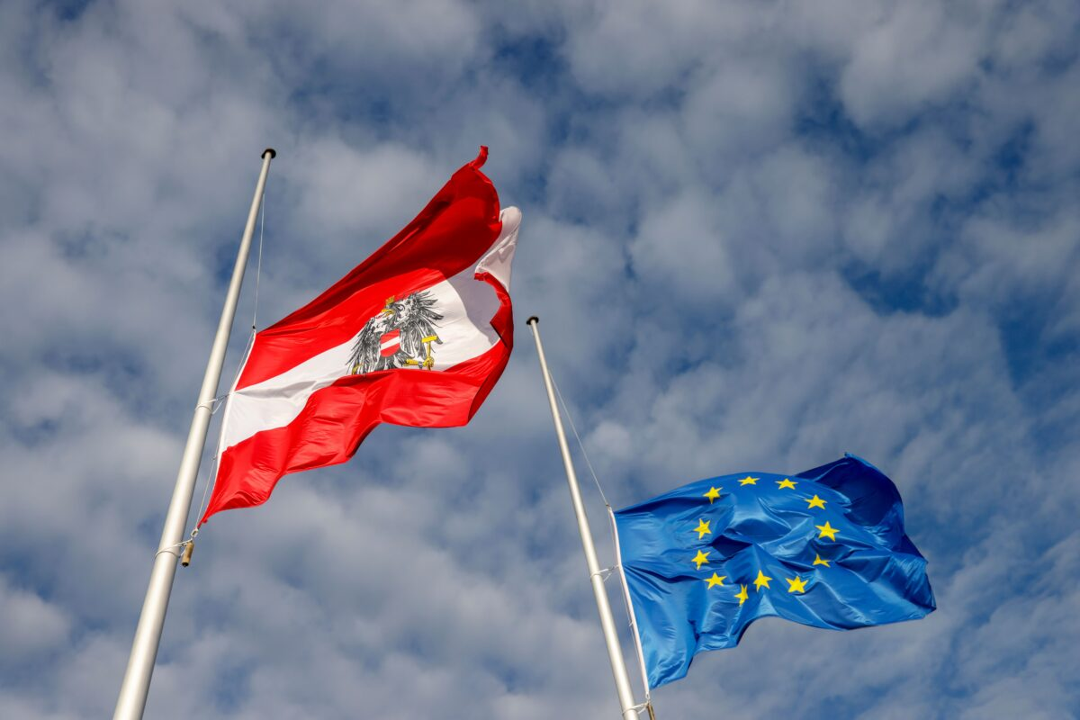 Austria EU