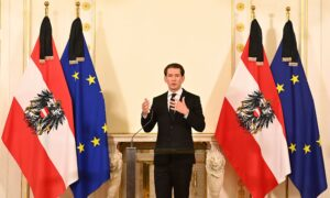 Austria Vows to Fight 'Barbarism' Following Vienna Terror Attack