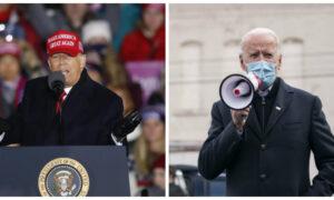 Trump Takes Mississippi, Tennessee, Alabama, Oklahoma; Biden Takes Connecticut, NJ, Illinois, Delaware, Rhode Island