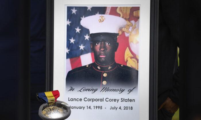 (Lance Cpl. Dylon Grasso/U.S. Marine Corps)