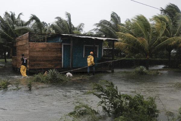 Nicaragua Tropical Weather