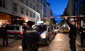 One 'Islamist Terrorist' Behind Vienna Attack as Death Toll Reaches at Least 4: Austrian Minister