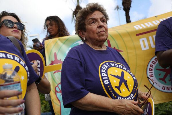 Florida Democratic Congressional candidate Donna Shalala