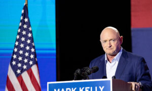 Arizona Senate Race: Democrat Mark Kelly Projected to Win, GOP Incumbent Says 'Race Is Not Over'