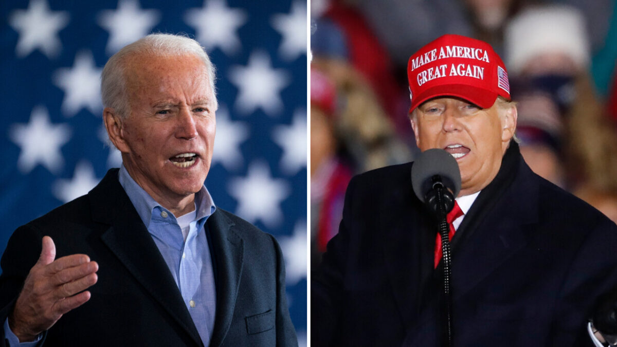 Trump Wins Iowa, Biden Takes Minnesota