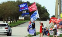 Floridians Protest Against Ballot Fraud