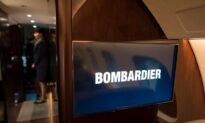 Bombardier Reports US$192M Third-Quarter Profit Compared With a Loss a Year Ago