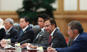 Brunei Straddles Geopolitical Tightrope Between Beijing and Democratic Allies