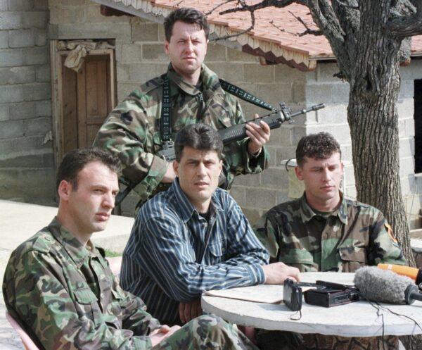 Kosovo War Crimes