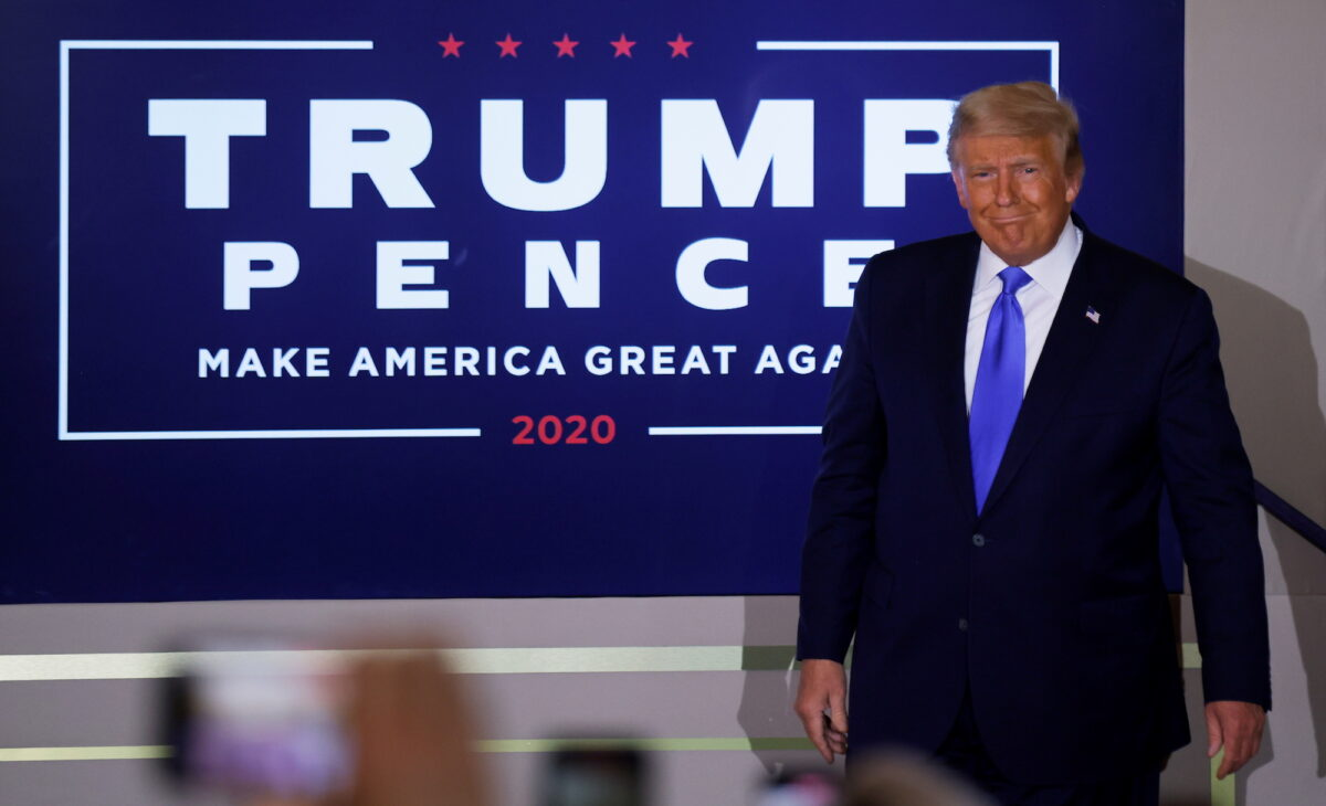 Trump's Deficit in Arizona Shrinks With New Results From Maricopa County